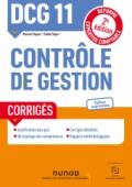 DCG 11 Contrôle de gestion - Corrigés
