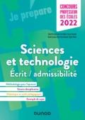 Concours Professeur des écoles - Sciences et technologie - Ecrit/admissibilité - CRPE 2022