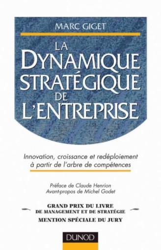 La dynamique stratégique de l'entreprise