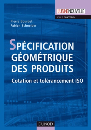 Spécification géométrique des produits