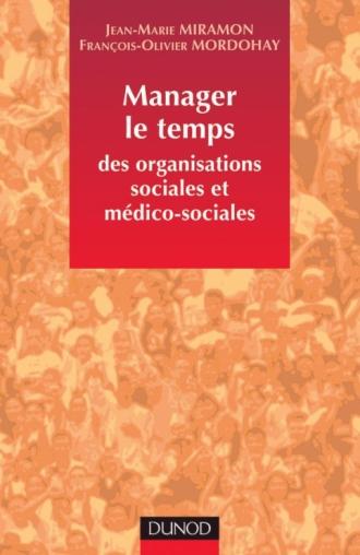 Manager le temps des organisations sociales et médico-sociales