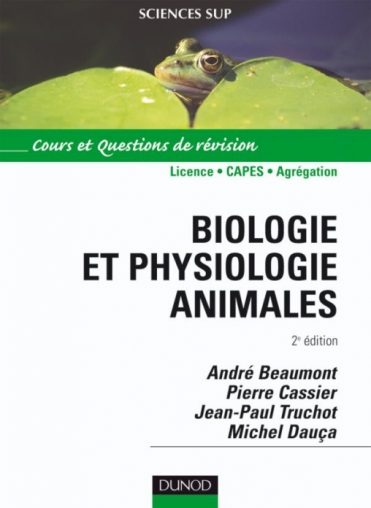 Biologie et physiologie animales