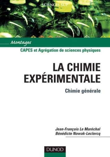 La chimie expérimentale - Tome 1