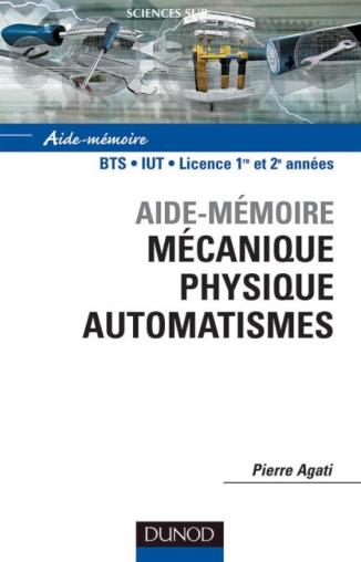 Mécanique physique automatismes