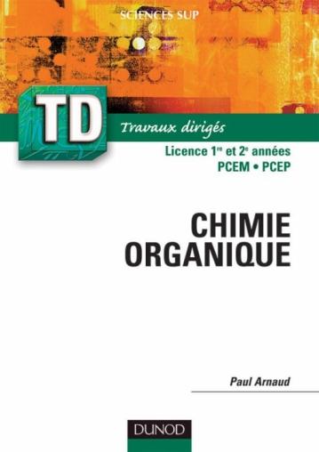 TD de chimie organique