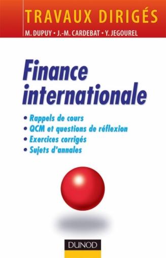 TD - Finance internationale