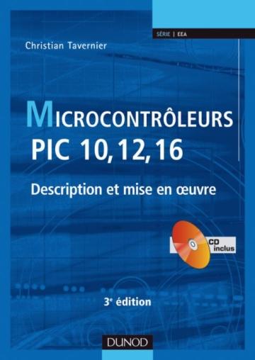 Microcontrôleurs PIC 10, 12, 16