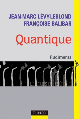 Quantique, rudiments