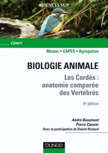 Biologie animale - Les Cordés
