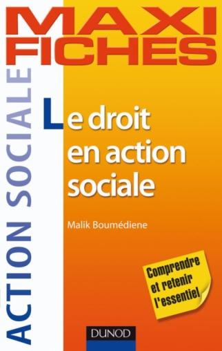 Maxi fiches. Le droit en action sociale