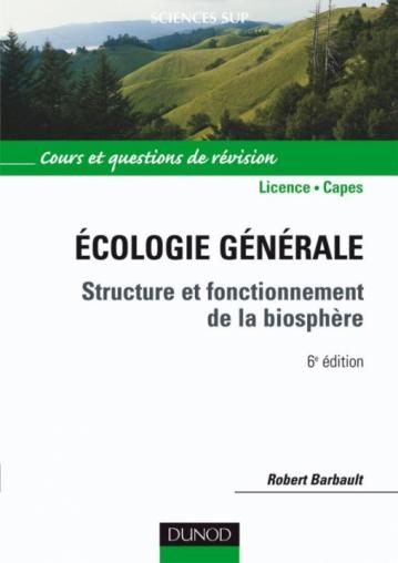 Écologie générale