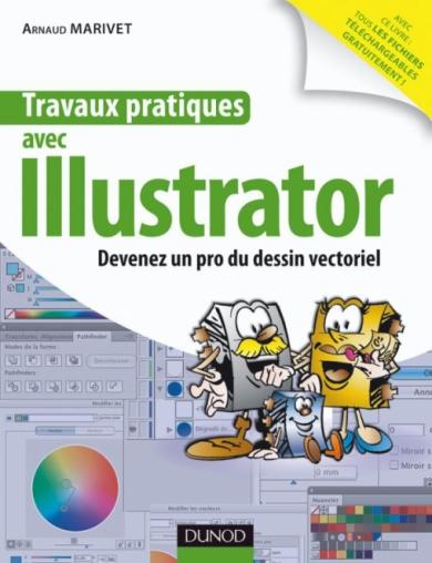 Travaux pratiques avec Illustrator