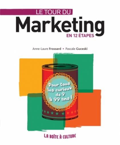 Le tour du Marketing en 12 étapes
