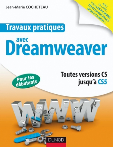 Travaux pratiques avec Dreamweaver