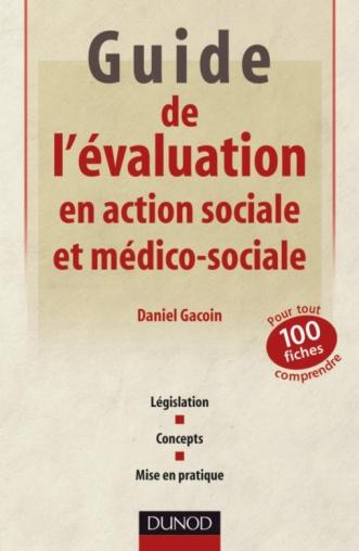 Guide de l'évaluation en action sociale et médico-sociale