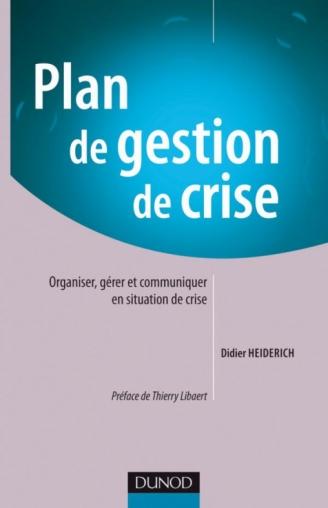 Plan de gestion de crise
