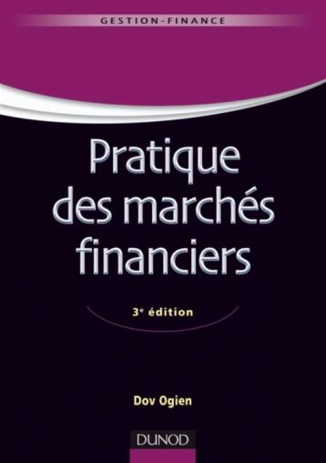Pratique des marchés financiers