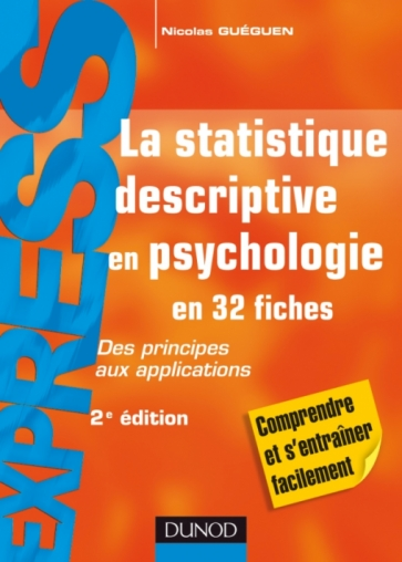 La statistique descriptive en psychologie