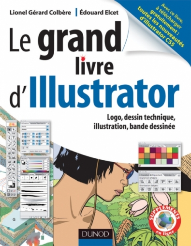 Le Grand Livre D Illustrator Logos Dessin Technique