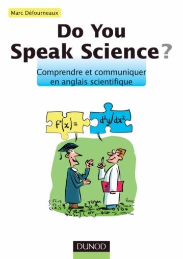 Do you speak science ?