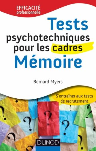 Tests psychotechniques pour les cadres : Mémoire