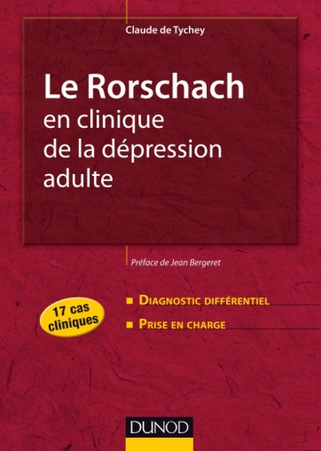 Le Rorschach en clinique de la dépression adulte