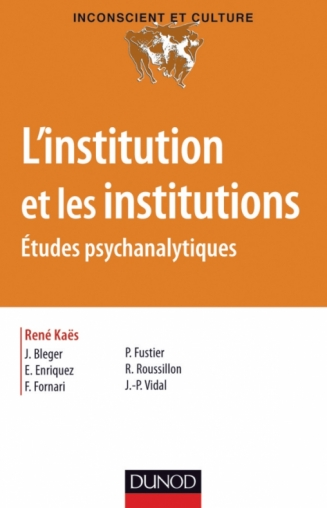 L'institution et les institutions