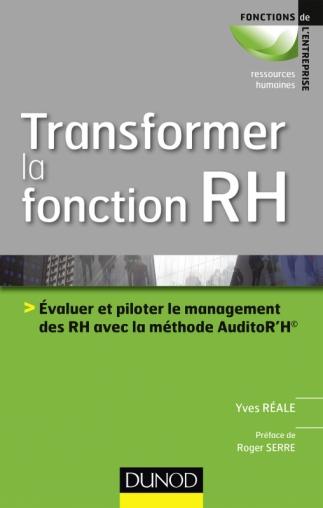 Transformer la fonction RH