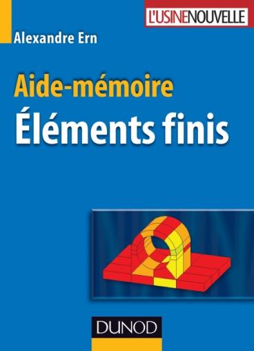 Aide-mémoire des éléments finis
