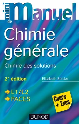 Mini Manuel de Chimie générale