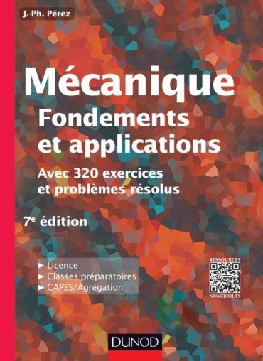 Mécanique : fondements et applications