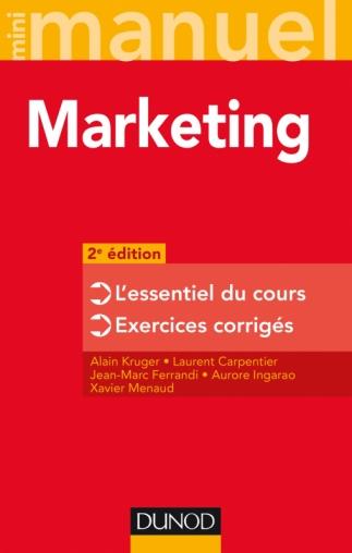 Mini Manuel - Marketing