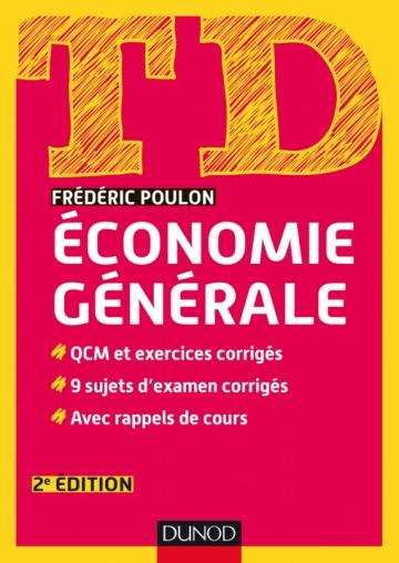 TD Economie générale