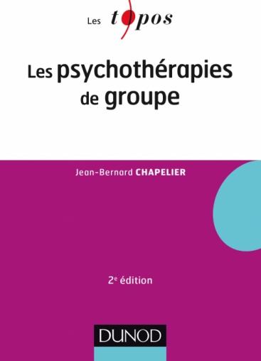 Les psychothérapies de groupe