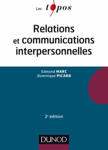 Relations et communications interpersonnelles