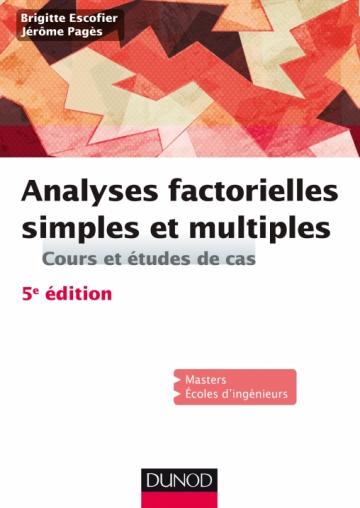 Analyses factorielles simples et multiples