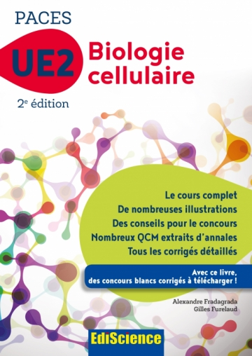 Biologie cellulaire-UE2 PACES