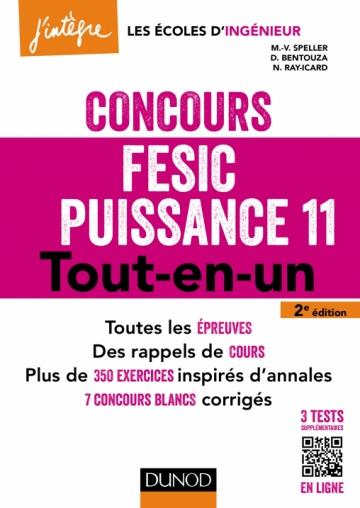 Concours FESIC Puissance 11
