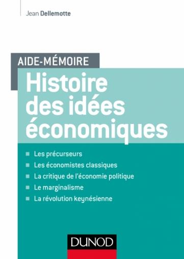 Aide-mémoire - Histoire des idées économiques