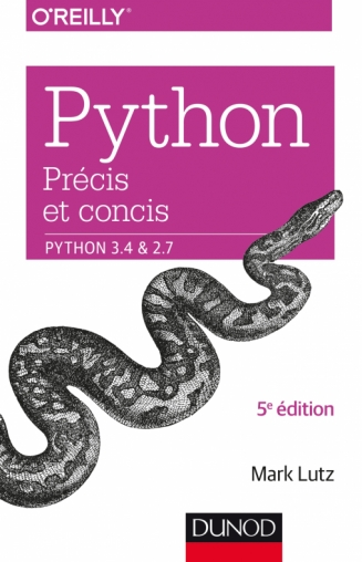 python prcis et concis