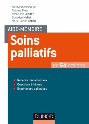 Aide-mémoire - Soins palliatifs