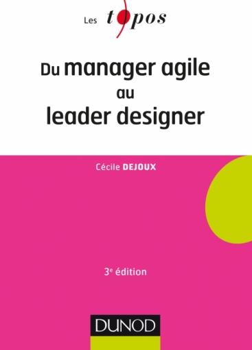 """Résultat de recherche d'images pour """"du manager agile au leader designer"""""""
