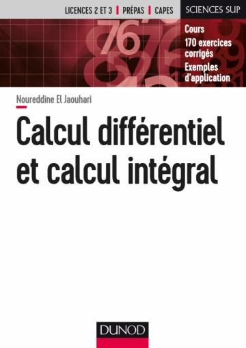 Calcul différentiel et calcul intégral (2017) [PDF]