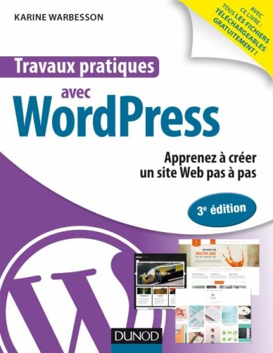 Travaux pratiques avec WordPress