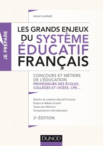 Les grands enjeux du système éducatif français