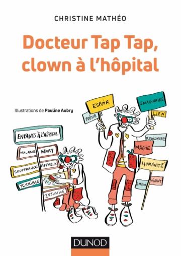 Docteur Tap Tap, clown à l'hôpital