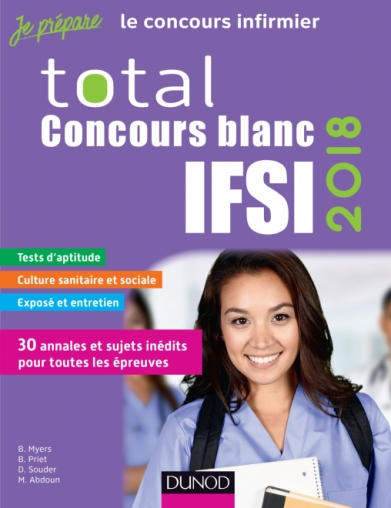 Total Concours blanc IFSI 2018