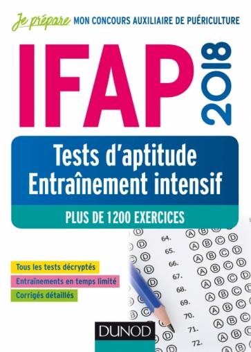 IFAP 2018 - Tests d'aptitude - Entraînement intensif