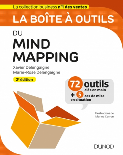 Boite à outils du mind mapping 2nd édition