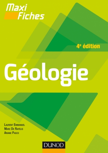 Maxi fiches - Géologie